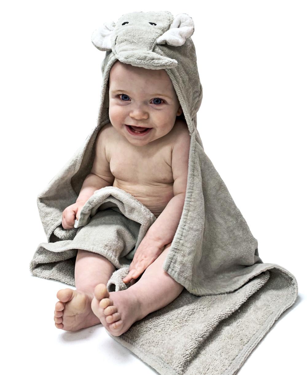 Baby Elephant Towel